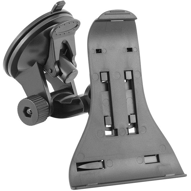 Holder + back for 7 inch navigation devices E700 and MS700
