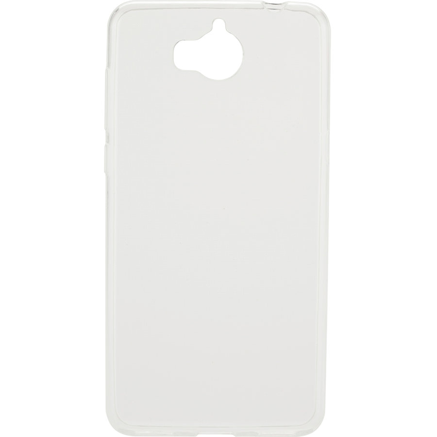 Husa Capac Spate Jelly Transparent HUAWEI Y6