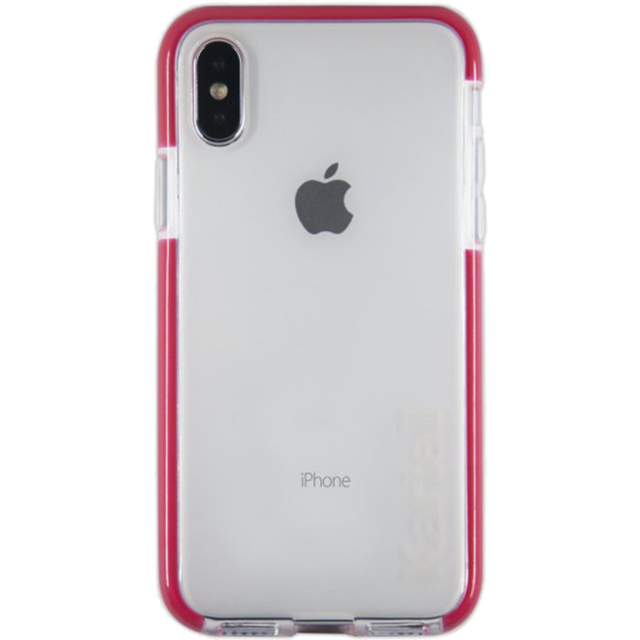Husa Capac Spate Anti Shock Rosu APPLE iPhone X