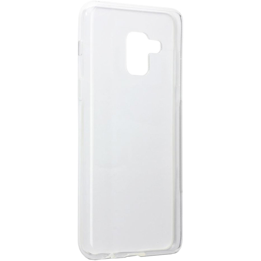 Husa Capac Spate Soft Transparent SAMSUNG Galaxy A8 Plus (2018)