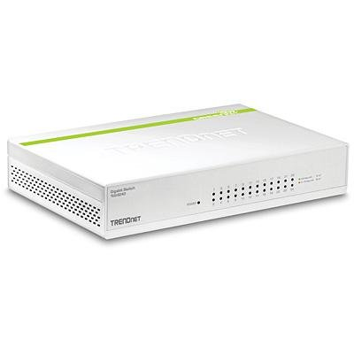 Switch TD 24-PORT GIGABIT GREENNET SWITCH