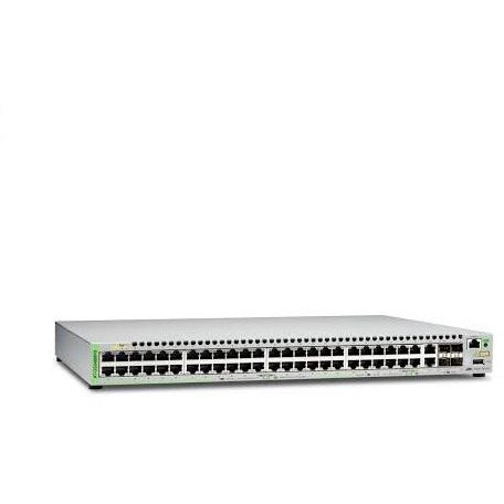Switch GS948 Gigabit Ethernet Managed 48 10/100/1000T ports POE