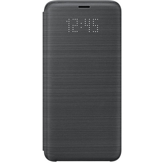 Galaxy S9 G960 LED View Cover Black