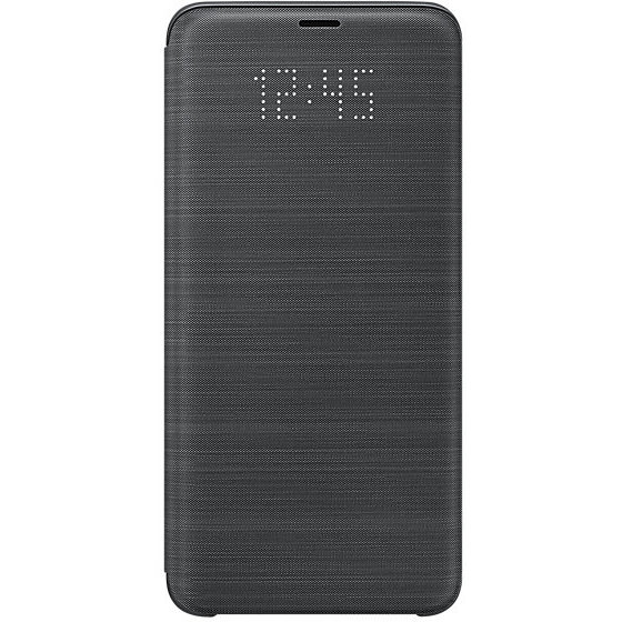 Galaxy S9 Plus G965 LED View Cover Black