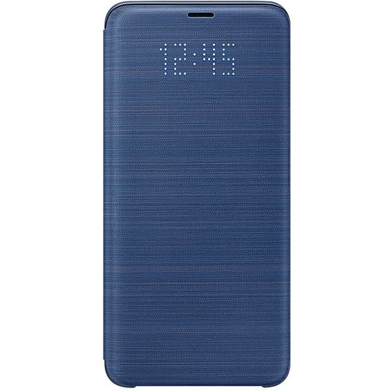 Galaxy S9 Plus G965 LED View Cover Blue