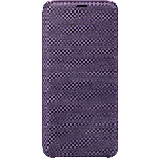 Galaxy S9 Plus G965 LED View Cover Purple