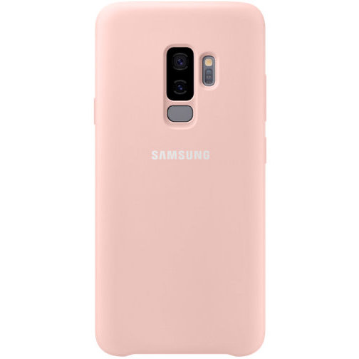 Galaxy S9 Plus G965 Silicone Cover Pink