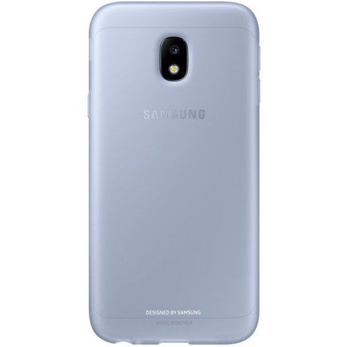 Galaxy J3 (2017) J330 Jelly Cover Blue