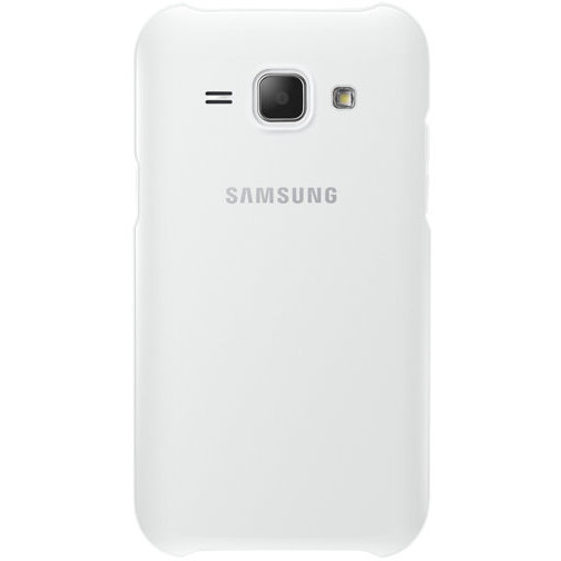 Protective Cover Galaxy J1 White