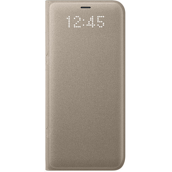 Galaxy S8 G950 LED View Cover Gold