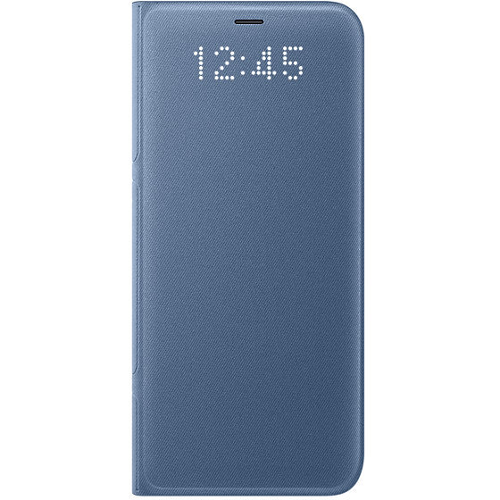 Galaxy S8 G950 LED View Cover Blue