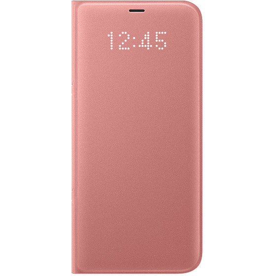 Galaxy S8+ G955 LED View Cover Pink