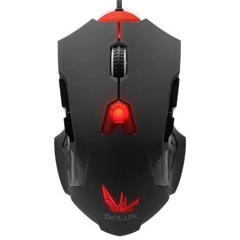Mouse DLM-811 Black