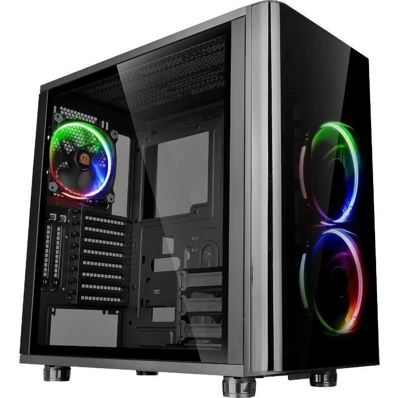 Carcasa View 31 Tempered Glass RGB Edition