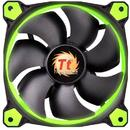 Thermaltake Riing 12 High Static Pressure 120mm Green LED Three fans pack