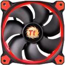 Thermaltake Riing 12 High Static Pressure 120mm Red LED Three fans pack