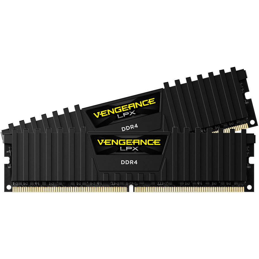 Memorie Vengeance LPX Dual Channel Kit 16GB (2x8GB) DDR4 4400MHz CL19 1.35v