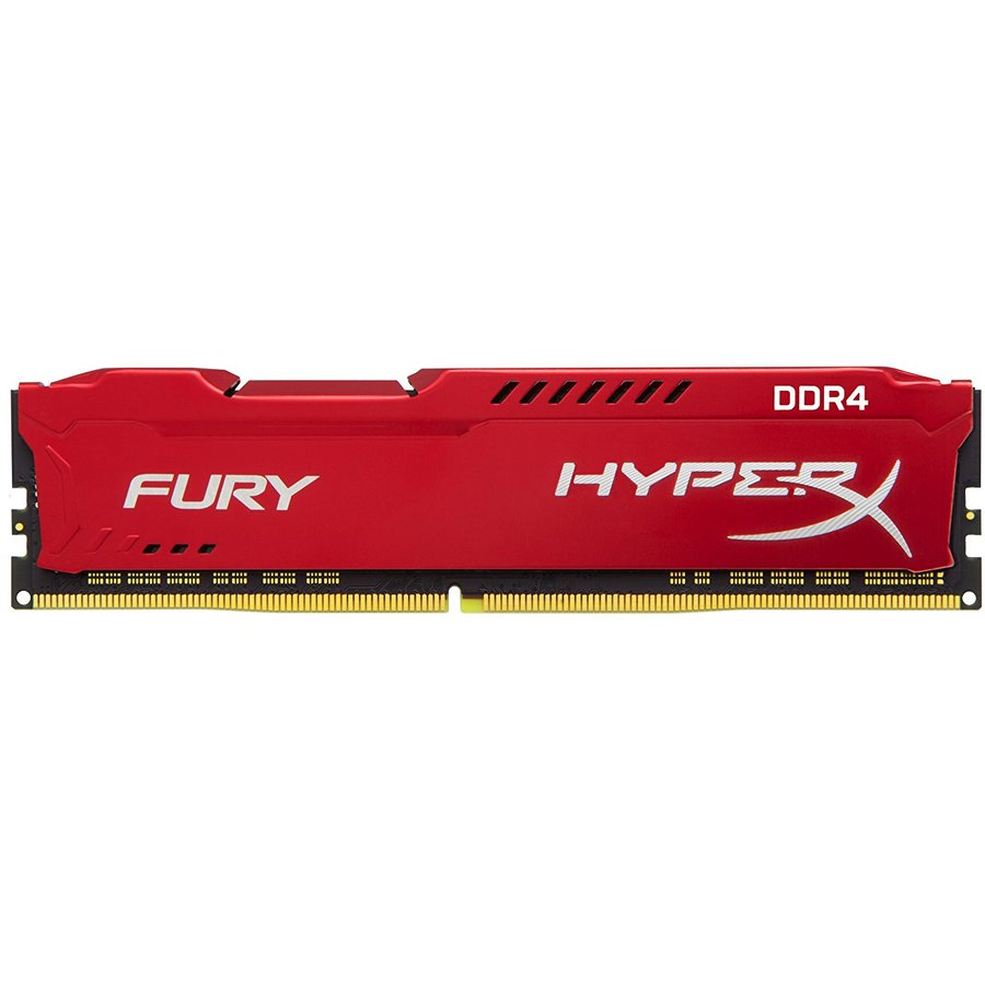 Memorie HyperX FURY 8GB DDR4 3200MHz CL18 1.2V Red