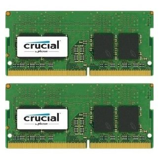 Memorie laptop Dual Channel Kit 16GB (2x8GB) DDR4 2666MHz CL19 1.2v Dual Ranked x8