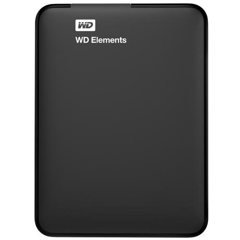 Hard disk extern Elements Portable 2TB USB 3.0 2.5 Black