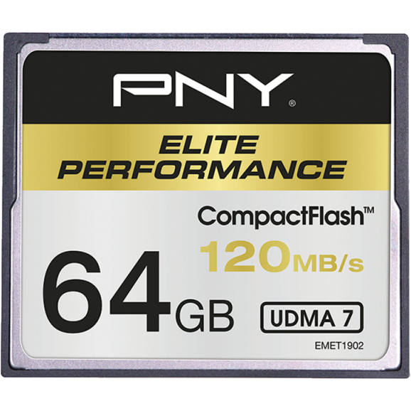 Card memorie Elite Performance CF 64GB UDMA 7