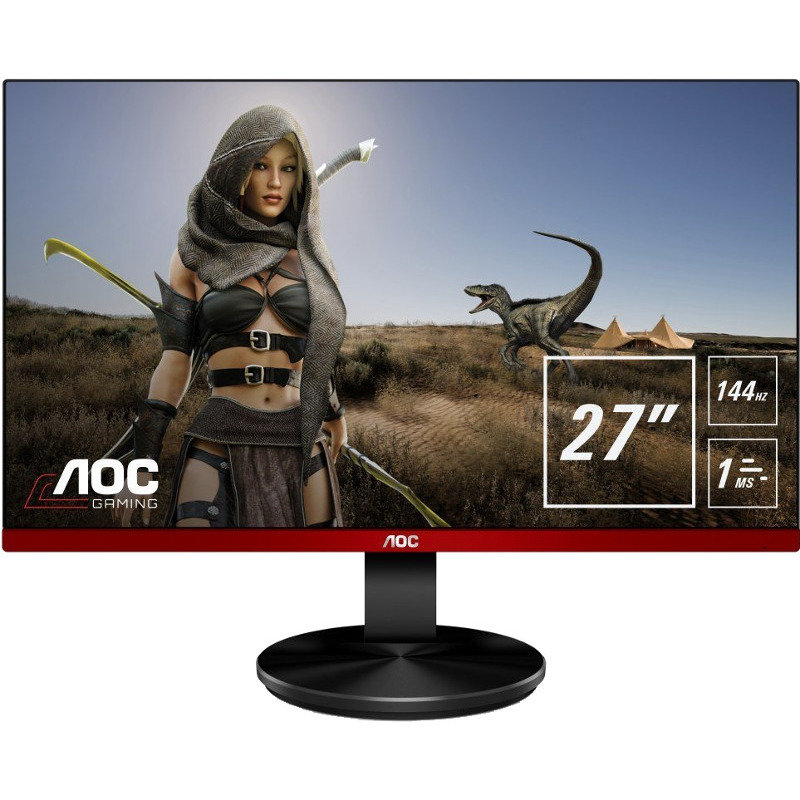 Monitor LED Gaming G2790PX 27 inch 1 ms FreeSync 144Hz Black