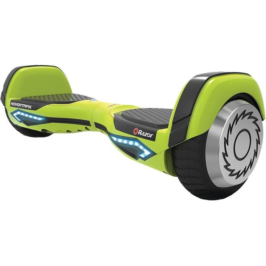 Electric skateboard Hovertrax 2.0 GREEN - self-leveling
