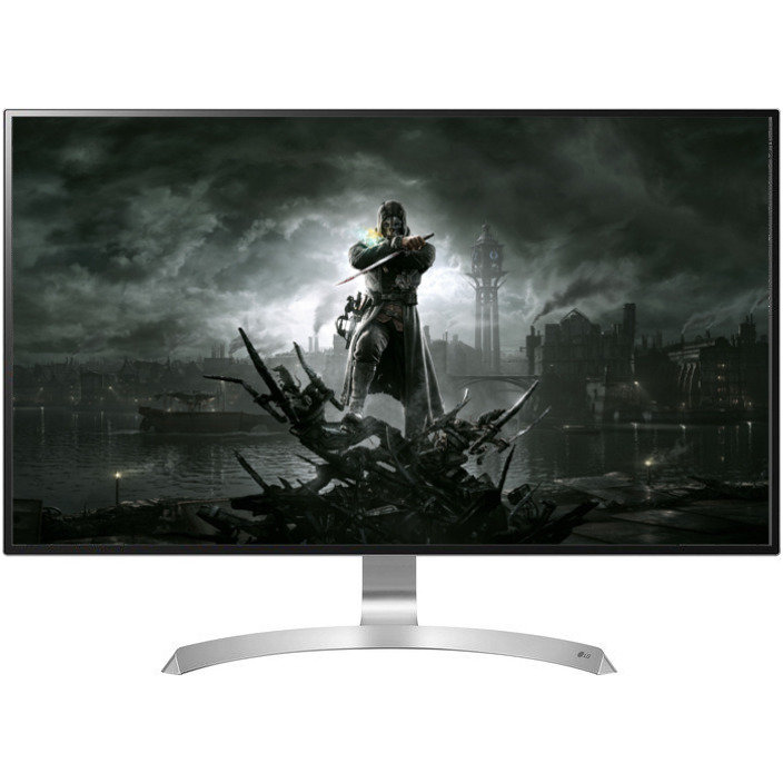 Monitor LED Gaming 32UD89-W 31.5 inch 4K 5ms FreeSync White