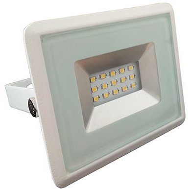 REFLECTOR LED SMD 10W 6000K IP65 EXTRA SLIM ALB