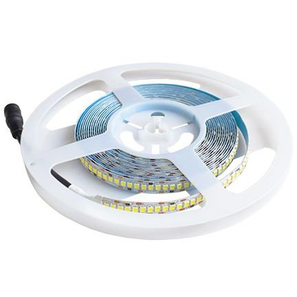 BANDA LED SMD2835 240LED/M 3000K IP20 5M