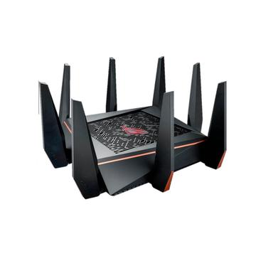Router wireless GAMING  ASUS TRI-BAND ROG RAPTURE Dual-WAN