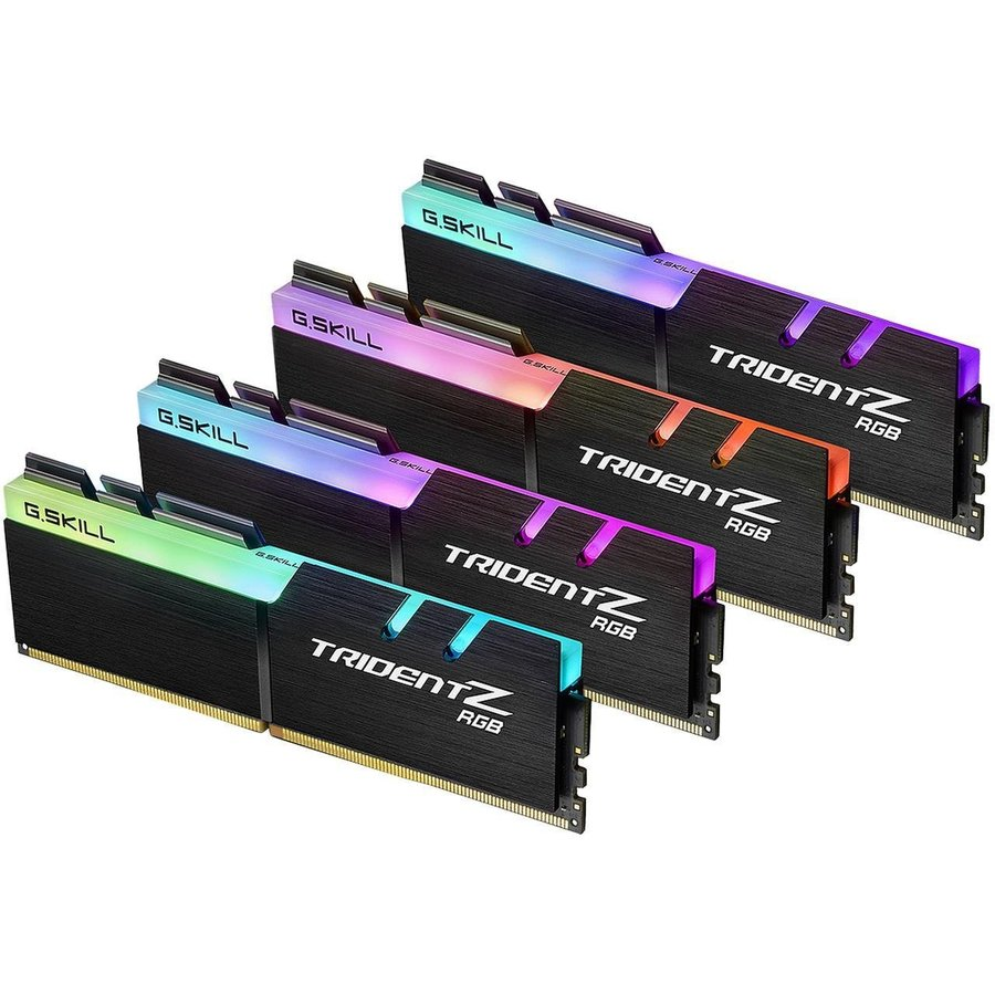 Memorie Trident Z RGB Quad Channel Kit 64GB (4x16GB) DDR4 3000MHz CL16 1.35V