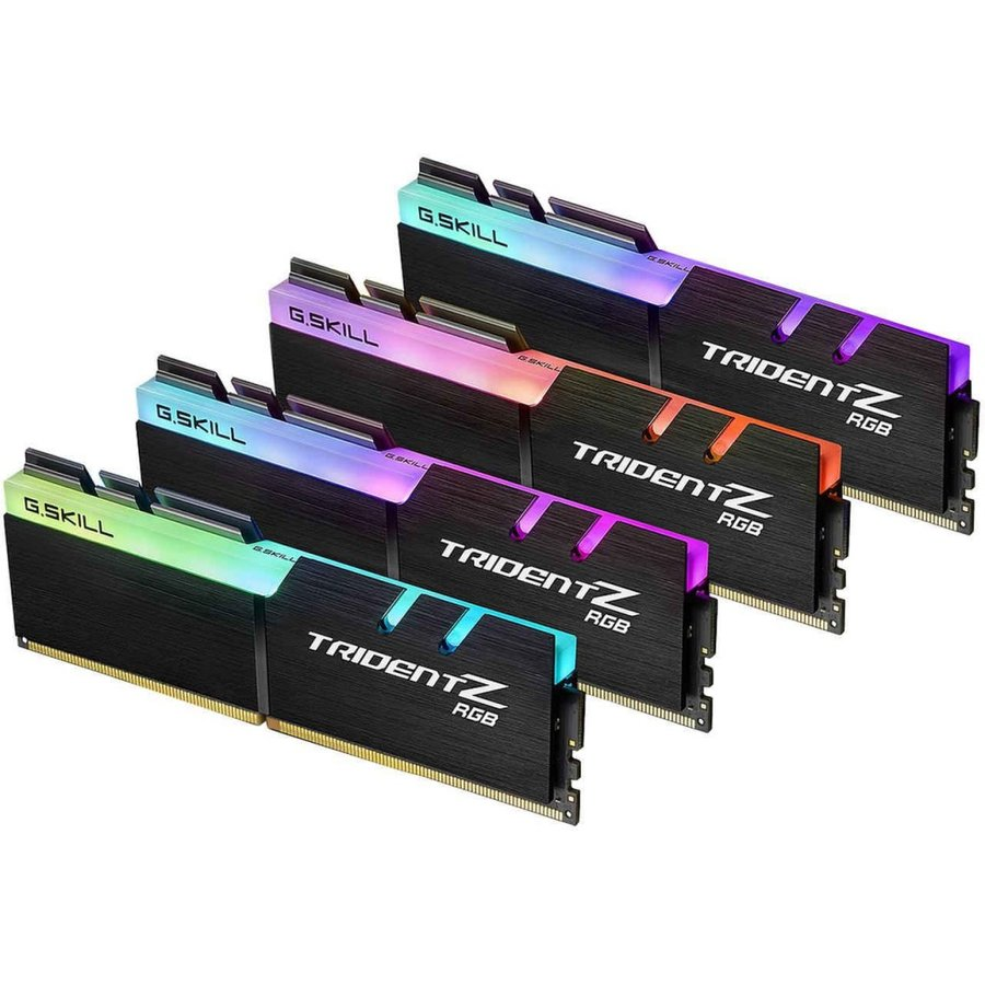 Memorie Trident Z RGB Quad Channel Kit 64GB (4x16GB) DDR4 3200MHz CL16 1.35V