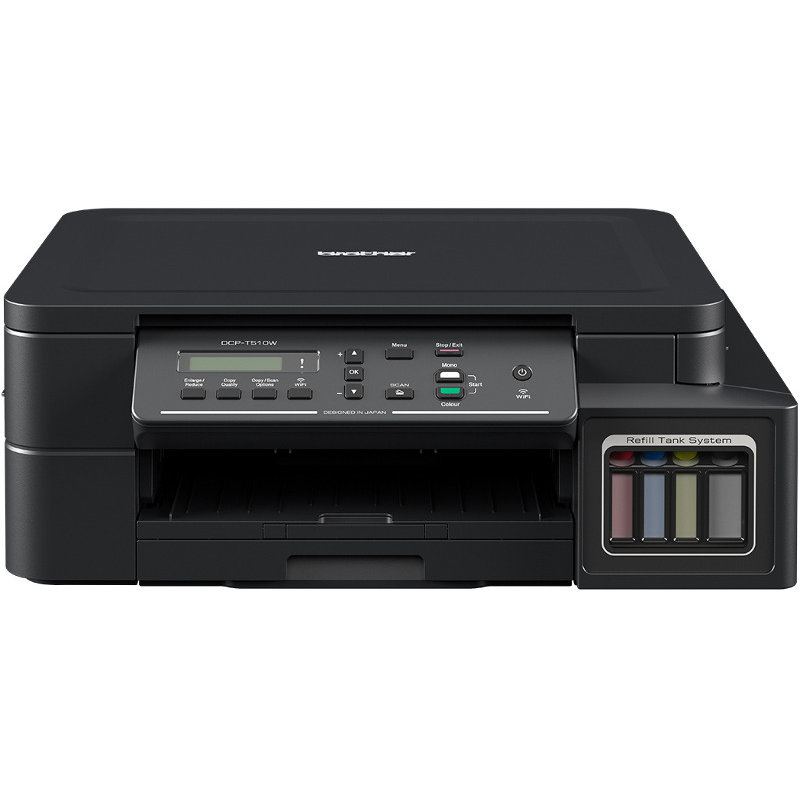 Multifunctionala DCP-T510 InkJet Color A4 Wi-Fi