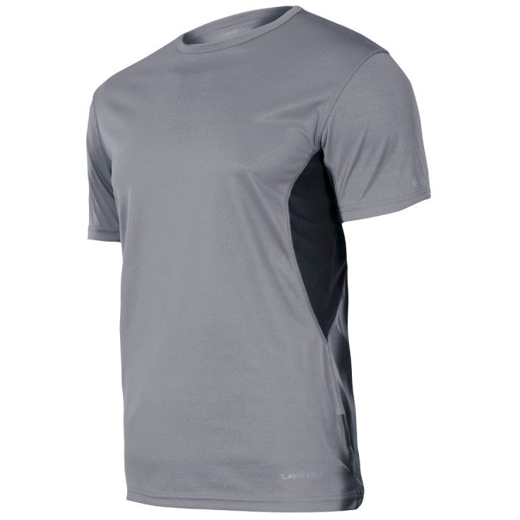 TRICOU FUNCTIONAL POLIESTER / GRI - L