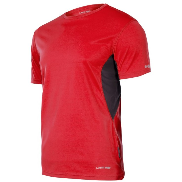 TRICOU FUNCTIONAL POLIESTER / ROSU - L