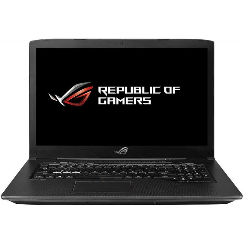 Notebook GL703GE-GC007 17 FHD i7-8750H 8GB 1TB+128GB GeForce 1050TI 4GB Free DOS Black