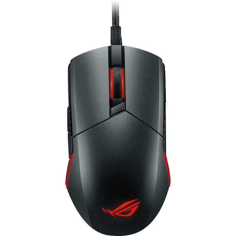 Mouse ROG PUGIO Optic cu fir Black