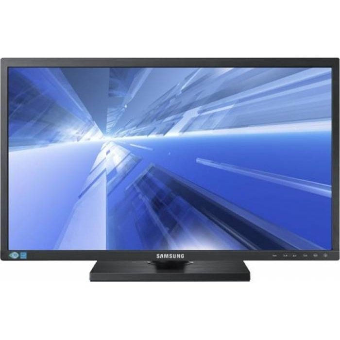 Monitor LED LS24E45UFS/EN 24 FHD 5ms Black