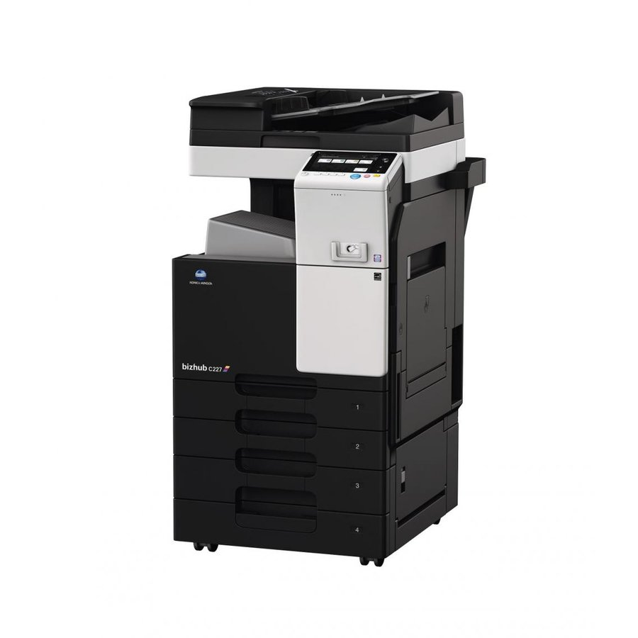 Multifunctionala Bizhub C227 Laser A3 Color