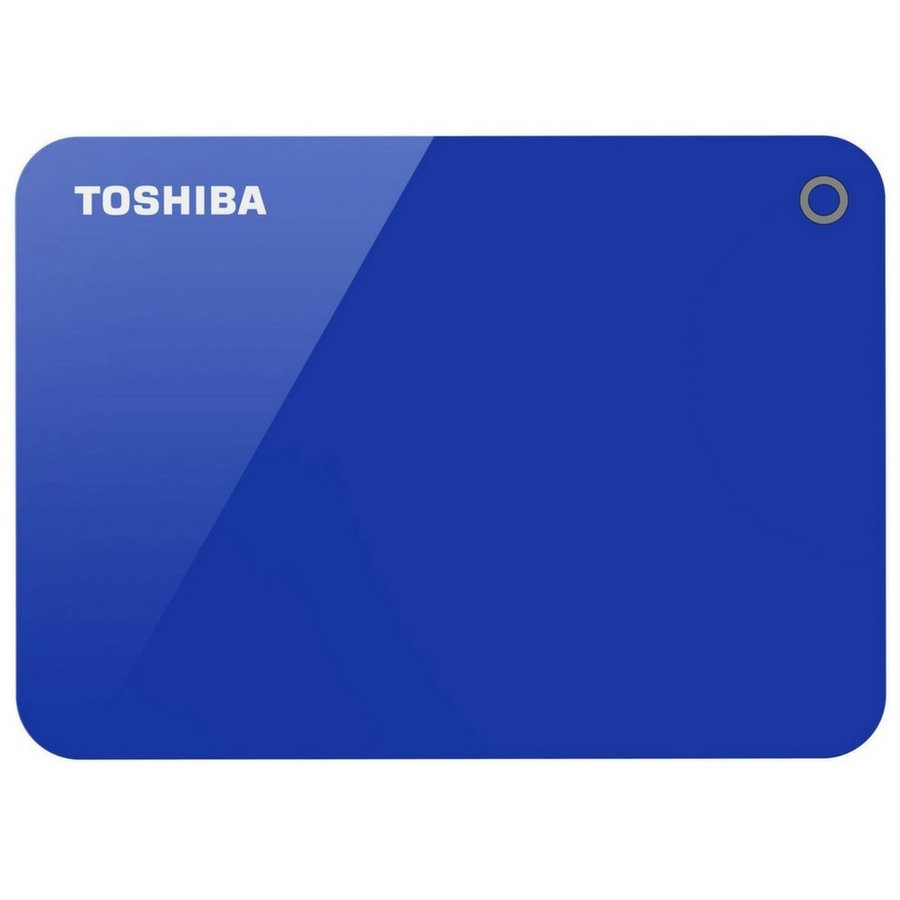 Hard disk extern Toshiba Canvio Advance 1TB blue 2,5 USB 3.0