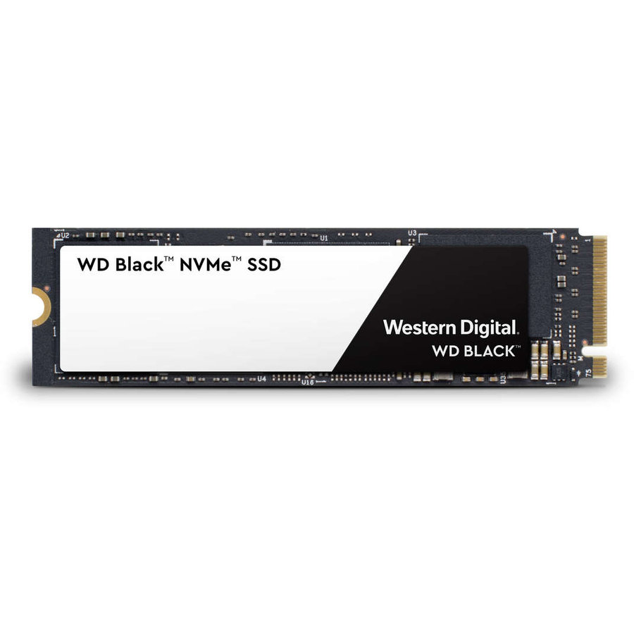 SSD M.2 500 GB WD Black