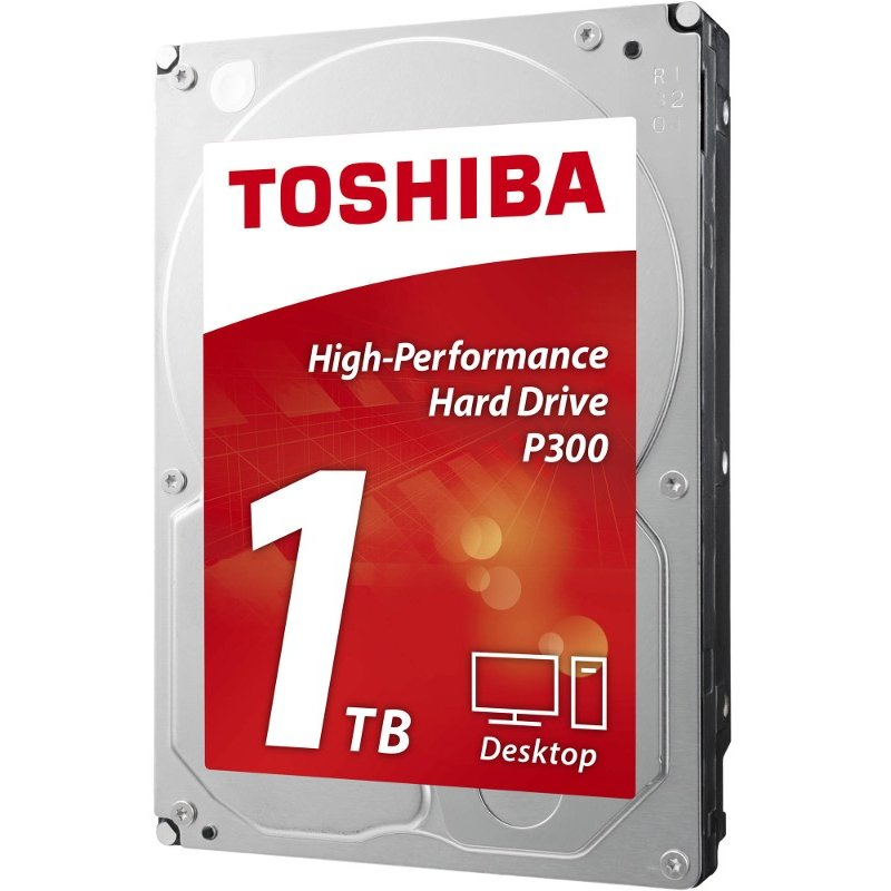 Hard disk P300 1 TB 3.5 Red