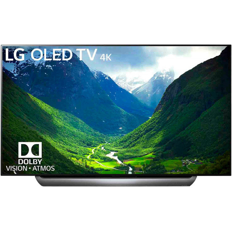 Smart TV OLED55C8PLA 55 4K Black-Silver
