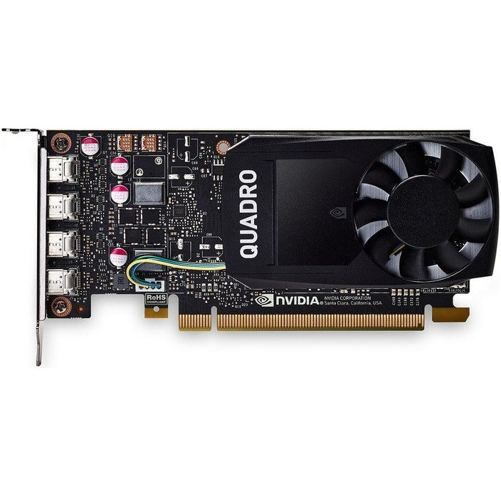 Placa video VGA PNY Quadro P620 2GB GDDR5 128-bit Low Profile