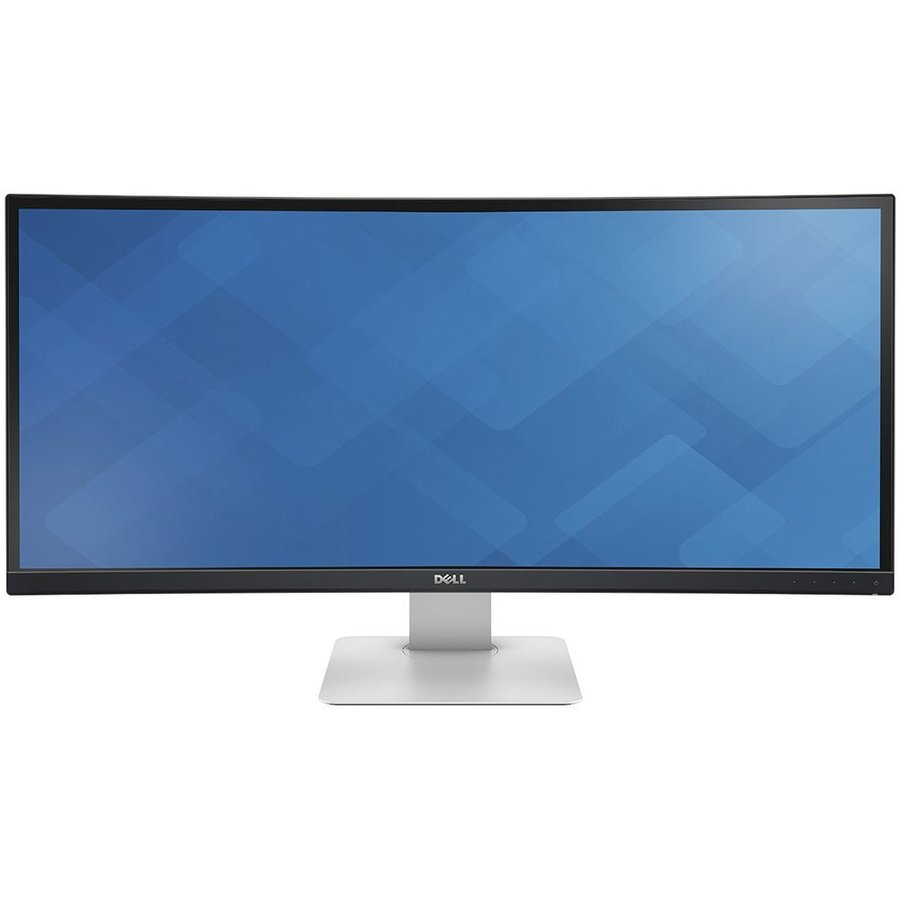 Monitor LED Dis 34 Dell P3418HW IPS Curved