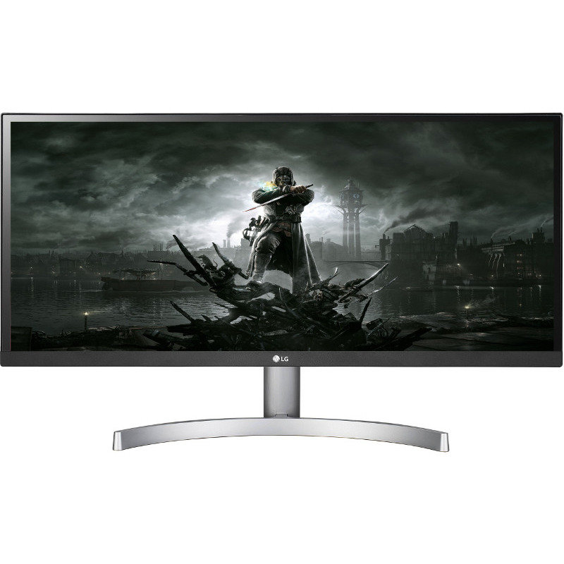 Monitor LED 29WK600-W 29 FHD 5ms Black-Silver