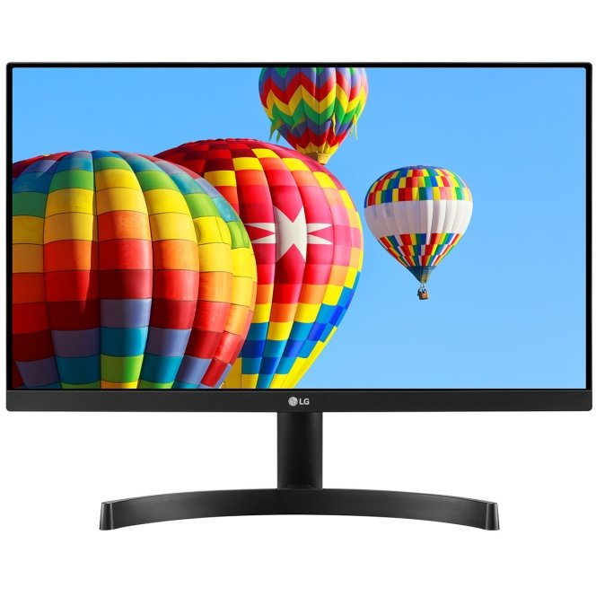 Monitor LED 22MK600M-B 22'' FHD 5ms Black