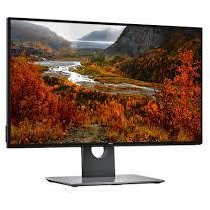 Monitor LED U2717D 27 2K 8ms Black