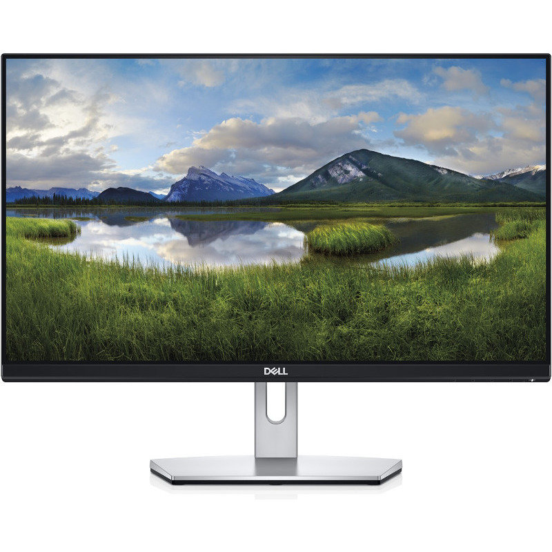 Monitor LED S2319H 23 FHD 5ms Black-Silver